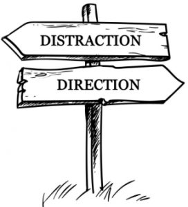 distraction-direction