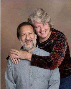Steve and Kathy