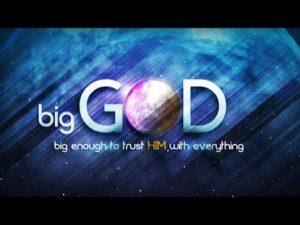 big God - Trust Him