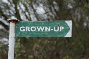 grown-up